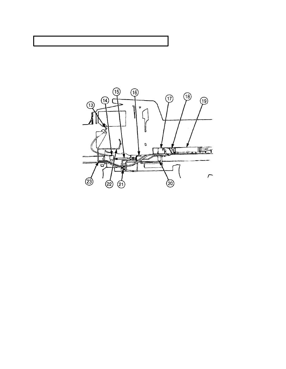 Dump Body Lever Actuated Switch : Dump body hydraulic system operation