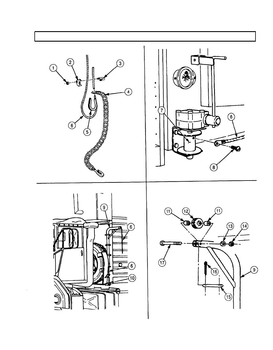 1900 Ford Tractor Loader Parts Diagram